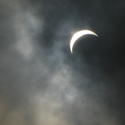 Solar Eclipse - 日 食