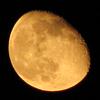 2007年秋の月
