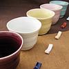 ゆるりカップ(紫釉)